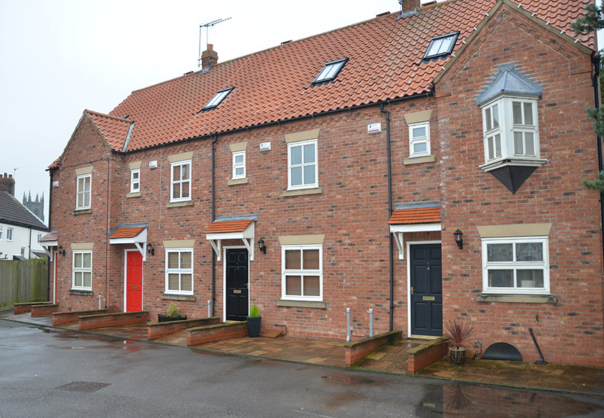 James Ingle Mews, Beverley